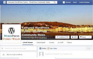 Cymuned WordPress Cymru